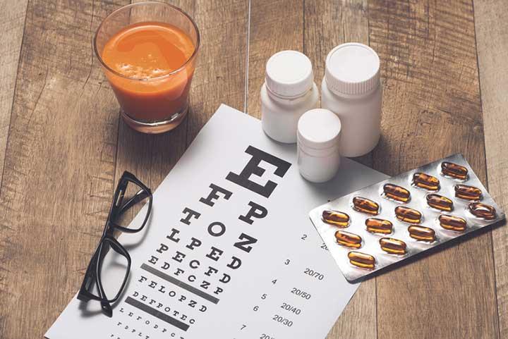 vitamins for eyesight
